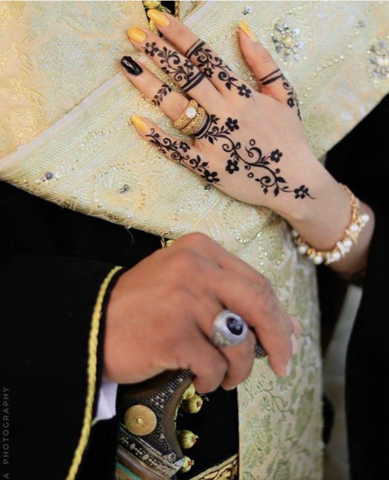 Pin By Ana الـرمـانـه On صنعانية يمنيه Basic Mehndi Designs Henna Designs Hand Hand Henna