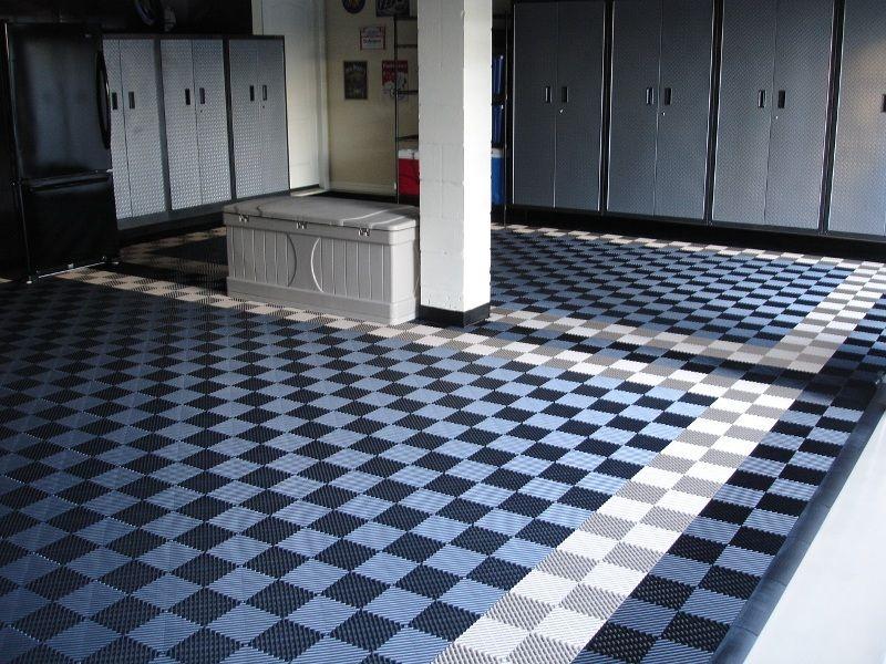 Pin by Tony Brocato on Garage Garage remodel, Flooring