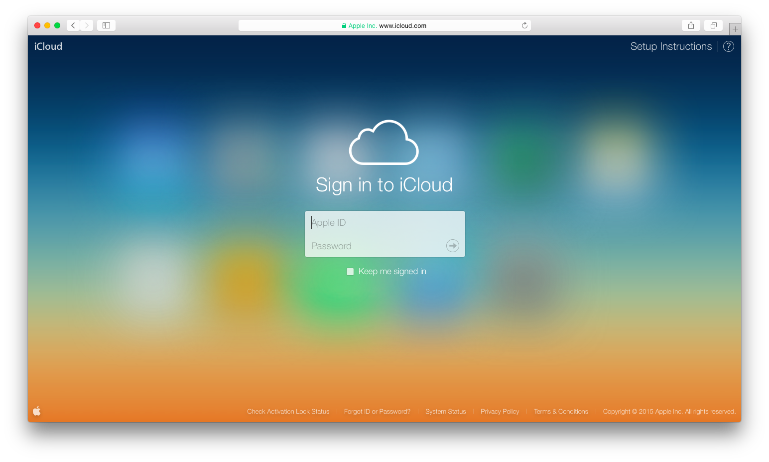 HowTo Upload your photos into iCloud Photo Library from