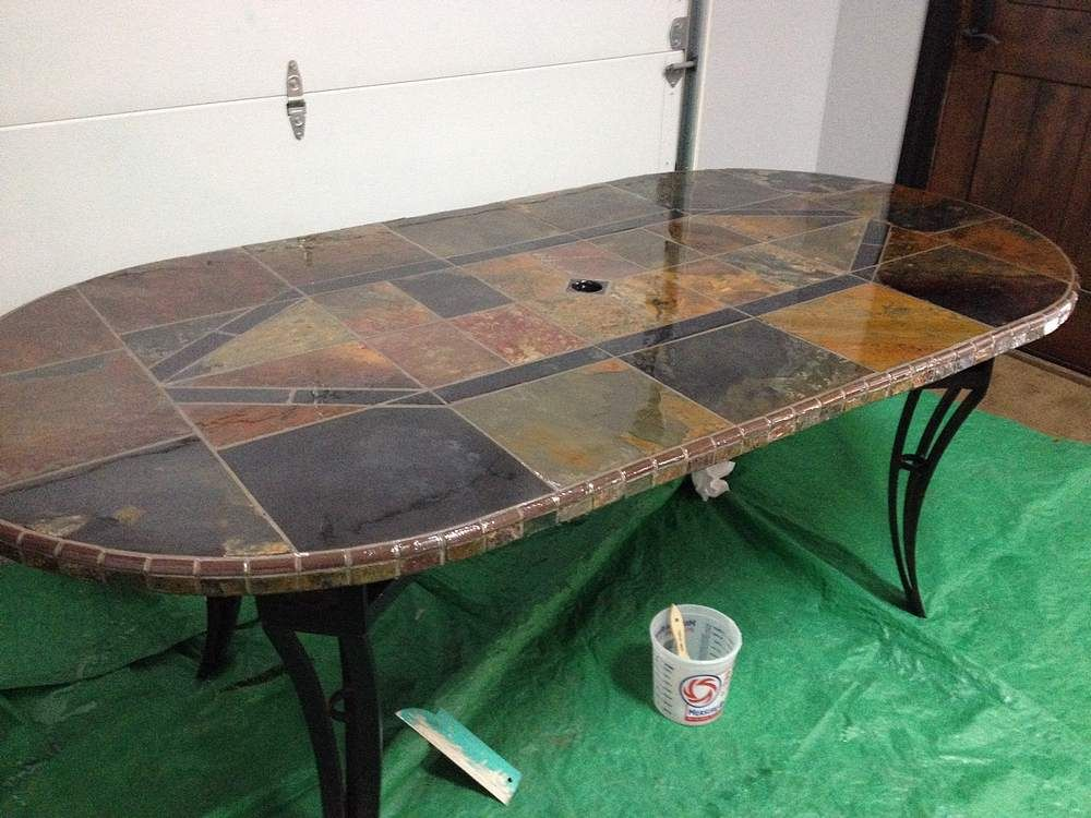 Crystal Clear Bar Table Top Epoxy Resin Coating For Wood Tabletop   1  Gallon Kit