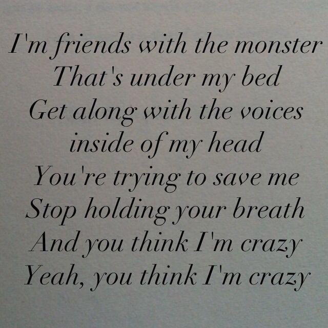 The Monsters Eminem Quotes Eminem Lyrics Lyrics