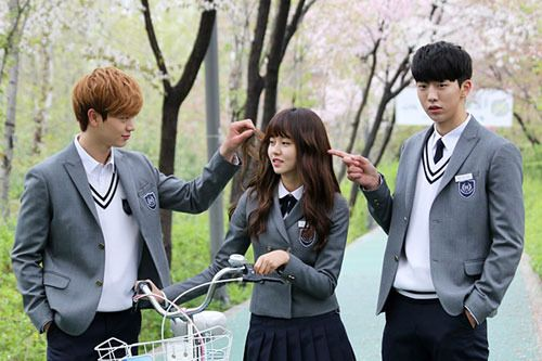 Image result for who are you school 2015