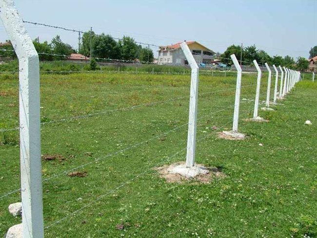 Beton ve Boru Direk Çit direkleri Fiyatları - Panel Çit Fiyat Listesi Panel Çit Fiyatları