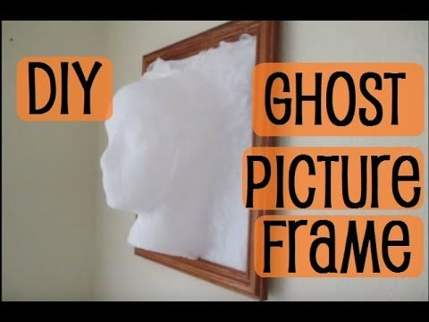 Paranormal Portrait - YouTube Halloween Pinterest Paranormal - how to make halloween decorations youtube