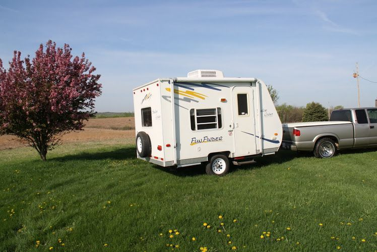 Shadow Cruiser T139 Fun Finder Camper For Sale Campers For Sale