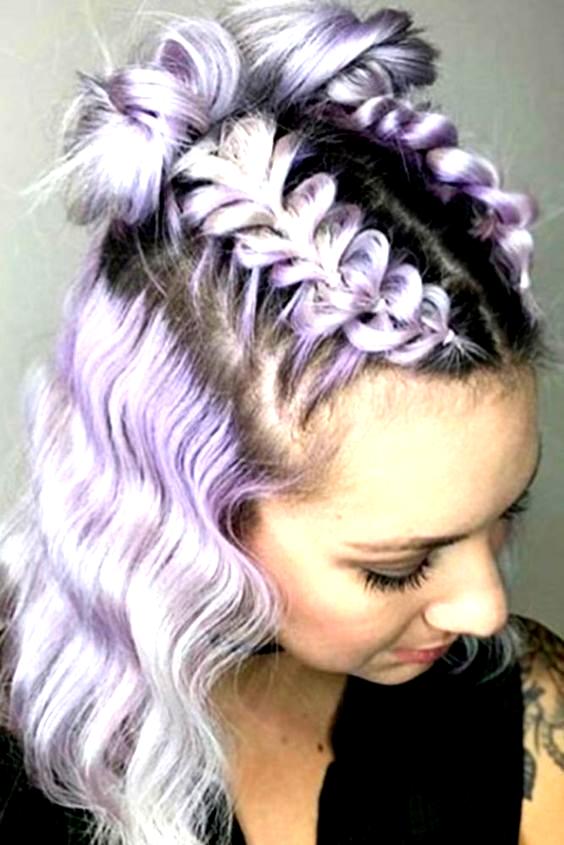 Pin By Elizabeth Perkins On Hairstyles In 2020 Teenage Hairstyles Cute Braided Hairstyles Braids For Short Hair