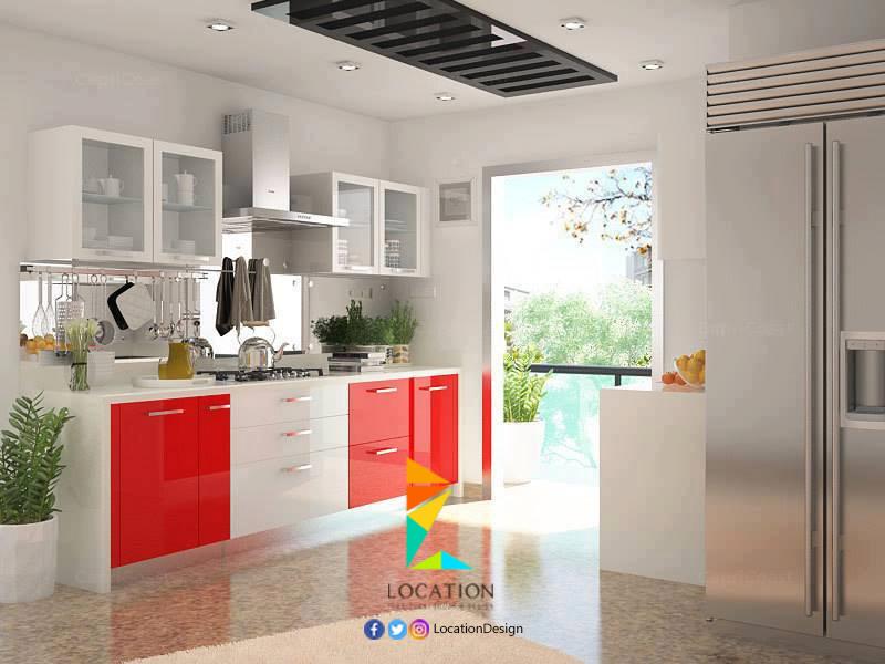 بالصور افضل النصائح عند تصميم مطابخ 2017 2018 لوكشين ديزين نت Kitchen Design Beautiful Kitchen Designs Best Kitchen Designs