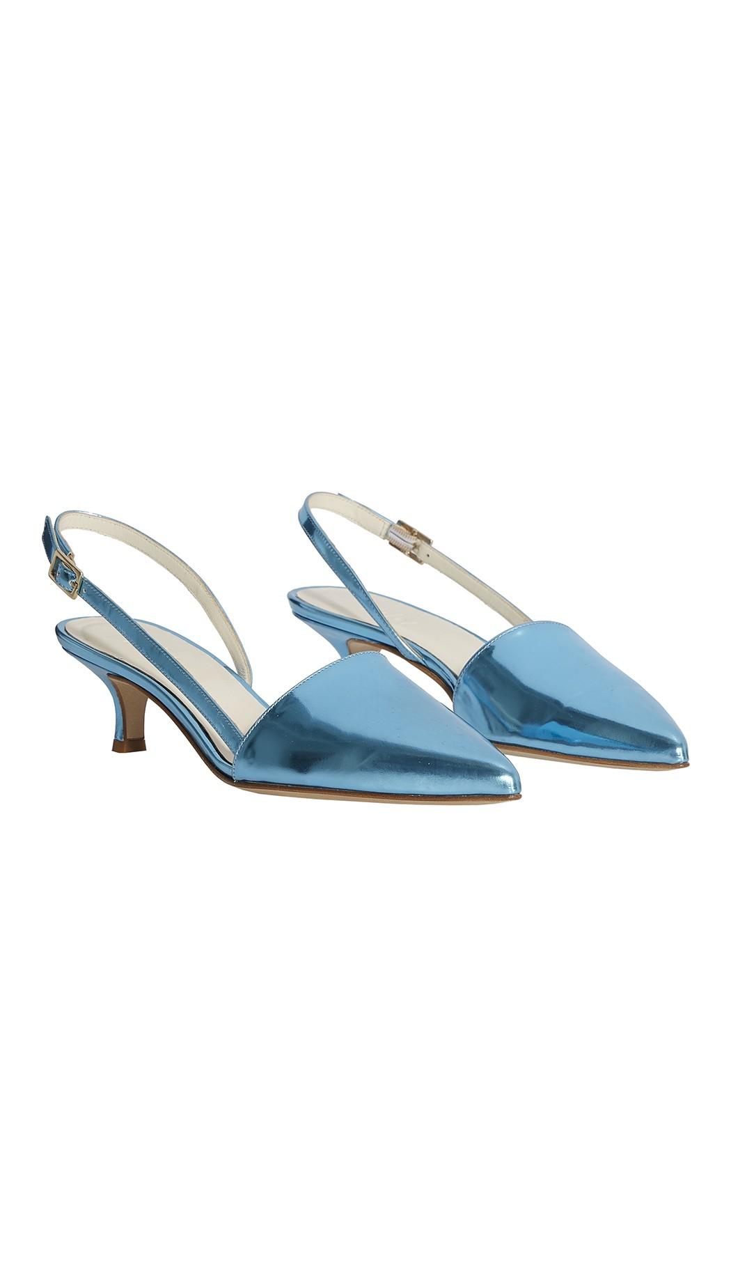 193499c5aef Tibi Simon Heels - 36 Blue