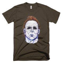 Faces of Death: Michael Myers by Cody Schibi T-shirt