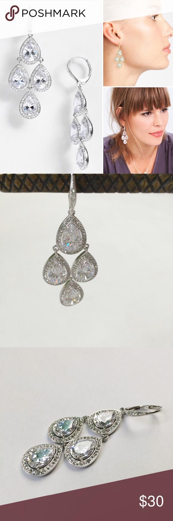 Nadri Chandelier Earrings Nadri Jewelry Online Earrings Earrings