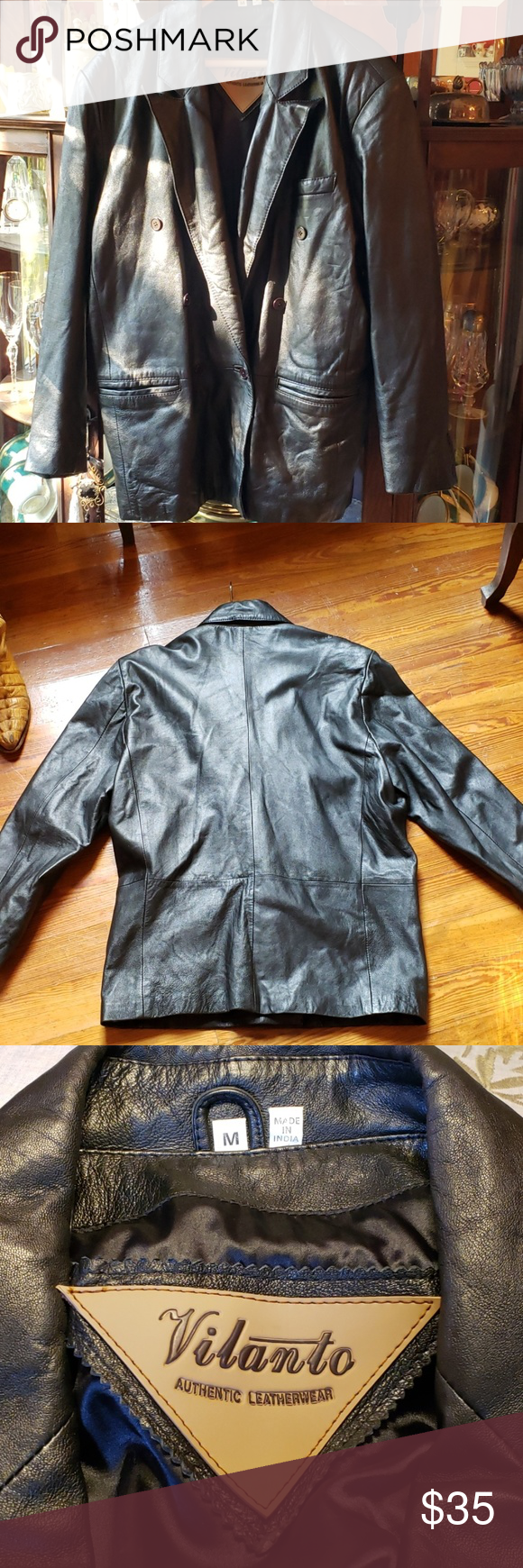 Vilanto Authentic Leatherwear Jacket Clothes Design Jackets Colorful Coat [ 1740 x 580 Pixel ]