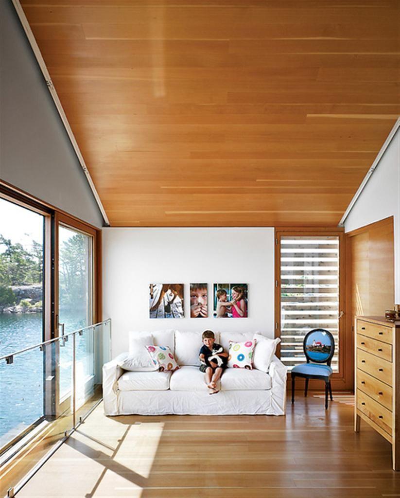 www.velocitydecor.com Lake Home Design Ideas With Boathouse Dock ...