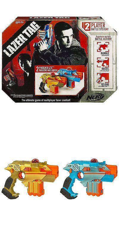 Image is loading Nerf-Lazer-Tag-Guns-Phoenix-LTX-Tagger-2-