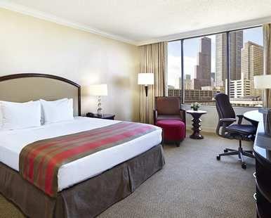 Hilton Atlanta Ga Hotel 1 King Bed Room Home Decor Hotel