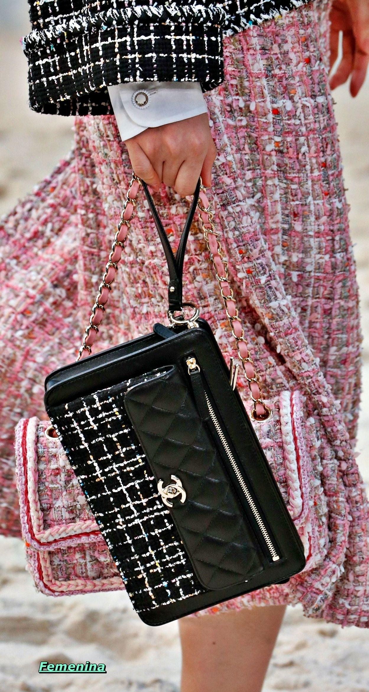 38e727b1e706 Chanel Spring/Summer 2019 RTW -Details #bag | Шанель в 2019 г ...
