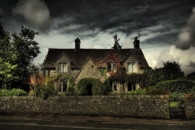Jk Rowling S House Church Cottage Forest Of Dean Wales England England