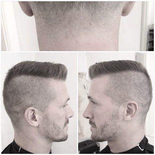 Kenneth fik lækkert hår endnu engang! Han er da et mandfolk! ✌️✂️ #frisør #barber #barberlife #hairdresser #gladfyr #filipfilipkbh #fredagsklip #herreklip #shorthair #realman