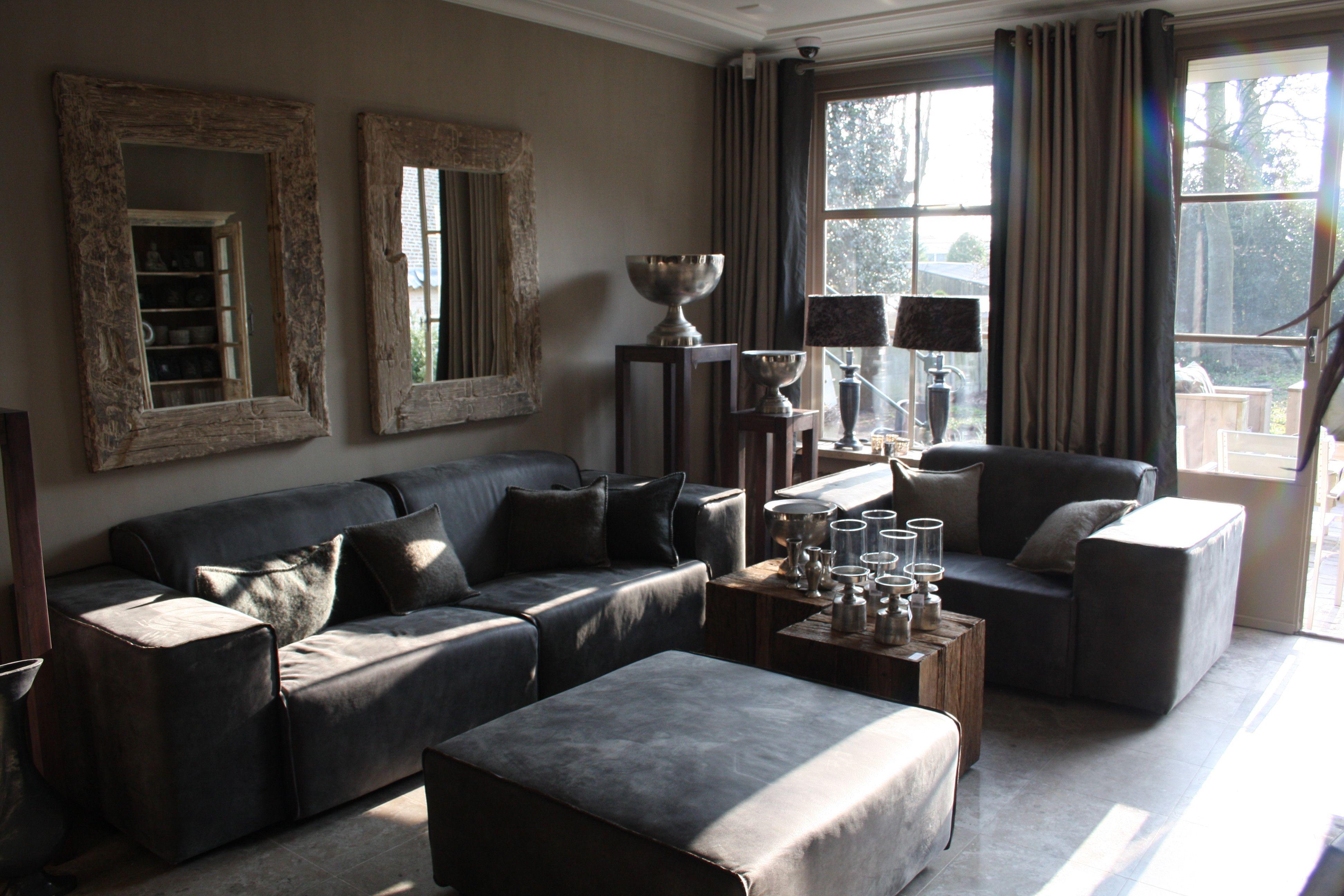 Het markthuys etten leur meubels huis pinterest meubels landelijk wonen en huiskamer - Eigentijdse woonkamer decoratie ...