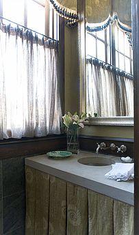 Idea By Best Window Treatments On Bathroom Curtains Home