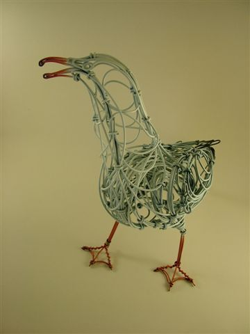 Glenn doyle wire sculptor pelican wire art pinterest wire glenn doyle wire sculptor pelican publicscrutiny Choice Image