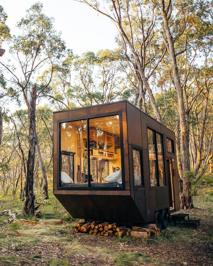 Unplug At This Off Grid Tiny Home In South Australia Tiny House Nation Tiny House House
