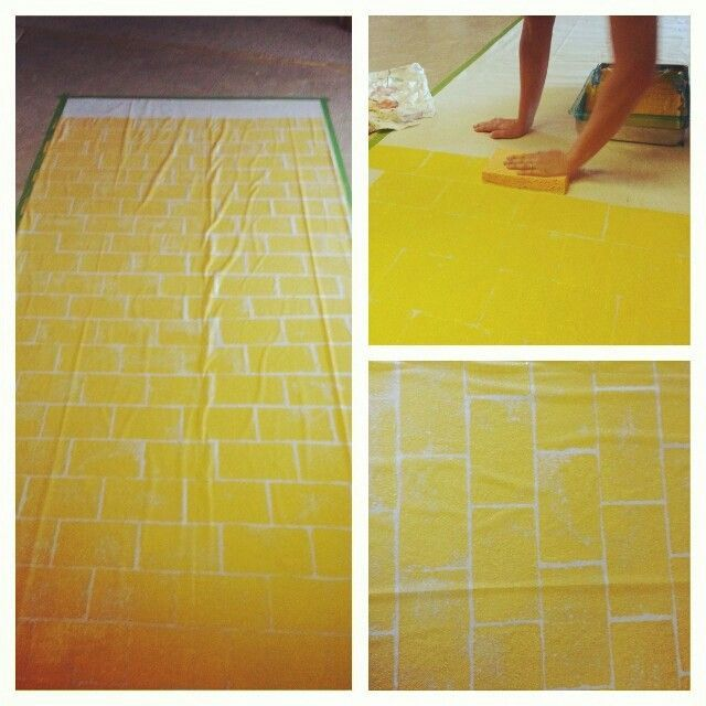 Yellow Brick Road Rug Runner Google Search