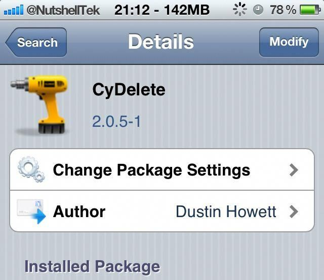 How To Delete Cydia Apps The Easy Way in 2020 Hosting