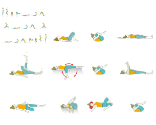 peak pose sequence manipura chakra yoga sequence leading