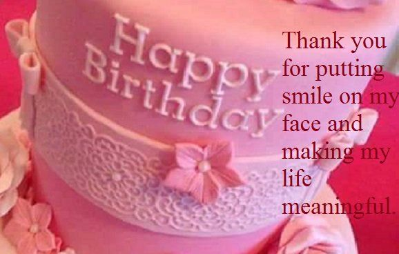 Heart Touching Happy Birthday Wishes For Your Lover Birthday