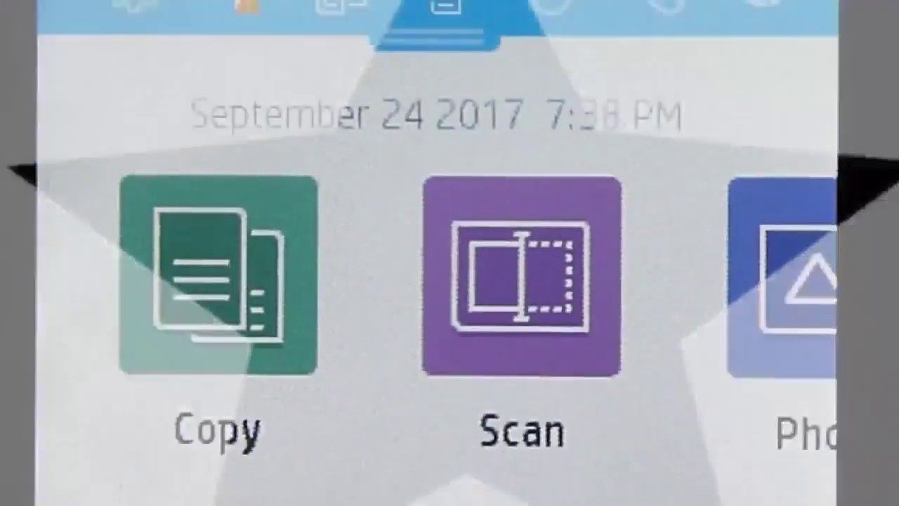 How to Connect HP Envy Photo 7855 7155 6255 Printer Wireless
