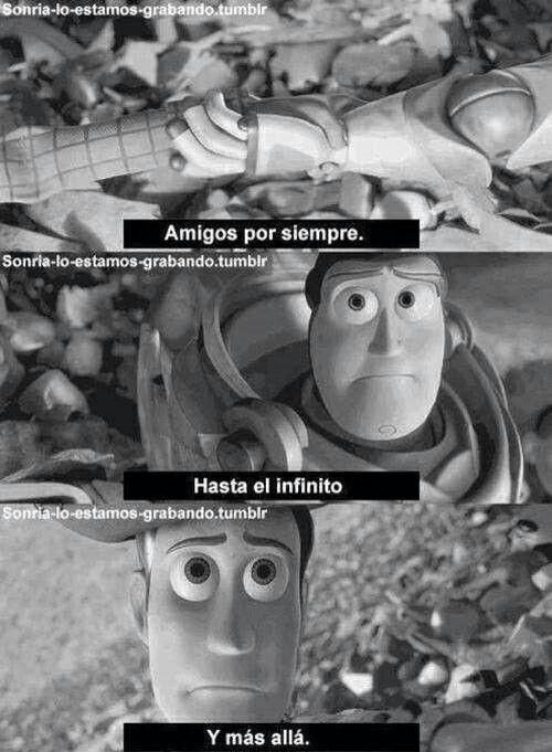 Yaaai Toy Story La Infancia De Muchos Mejor Amigo Tumblr Imagenes De Amigos Regalos Para Mejor Amigo