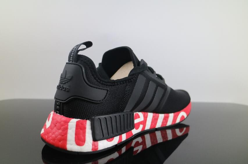 best loved bfc91 a217e Authentic Adidas NMD XR1 R1 Real Boost Joint Black BG1868 ...
