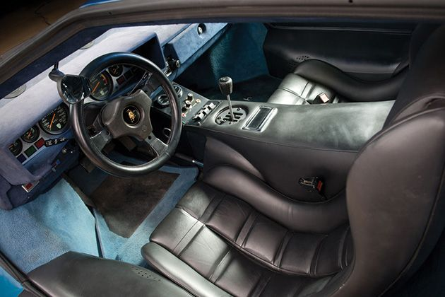 1979 Lamborghini Countach LP400S For Sale 6