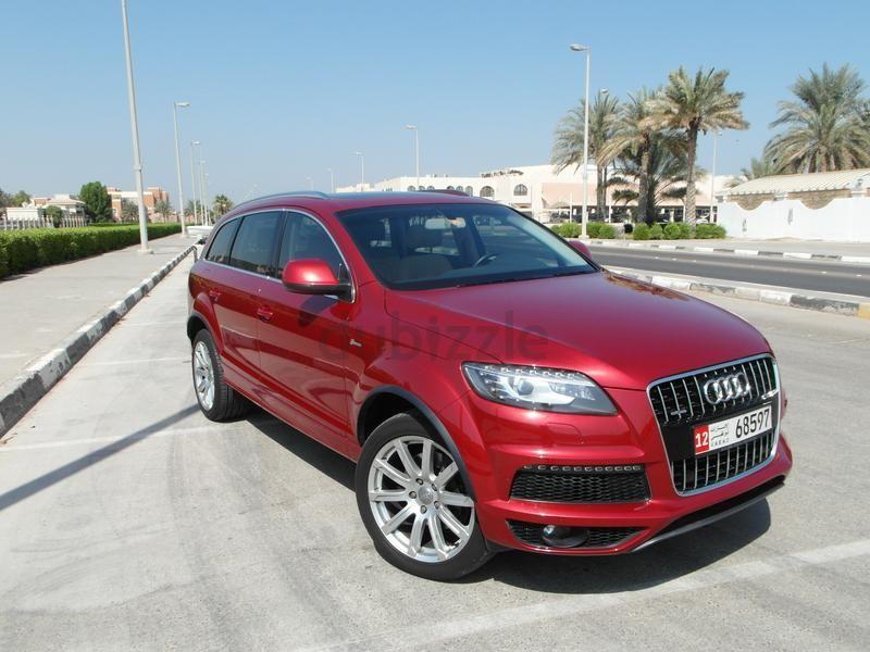 dubizzle Abu Dhabi | Q7: AUDI Q7, 3 0L V6 2013 | Car Options