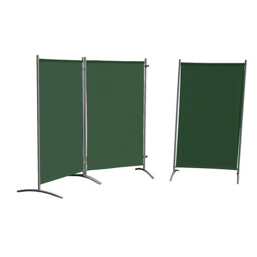 Resendiz 1.5m H x 2.6m W Balcony Privacy Screen Sol 72 Outdoor Colour: Green #balconyprivacy