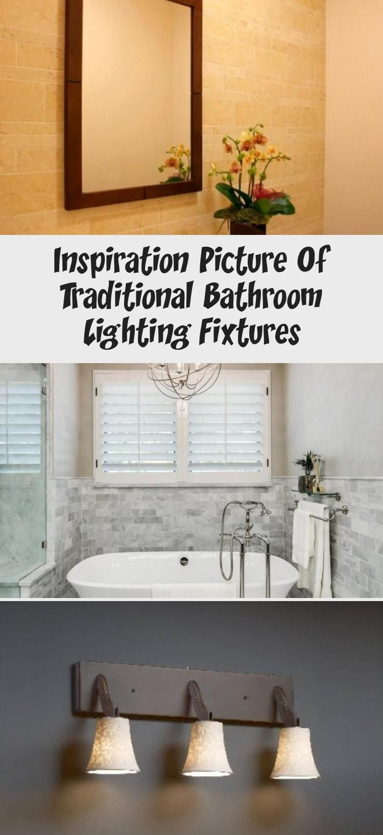 Photo of State-of-the-art screen traditional bathroom lighting suggestions The bathroom is …