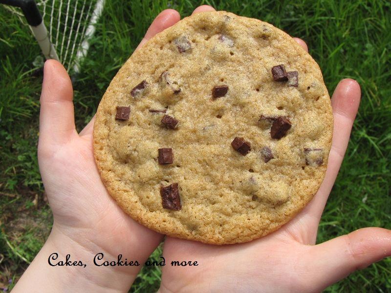 Riesen Chocolate Chip Cookie
