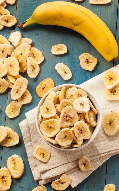 Bolo Funcional De Banana E Castanhas Receita Desidratador De