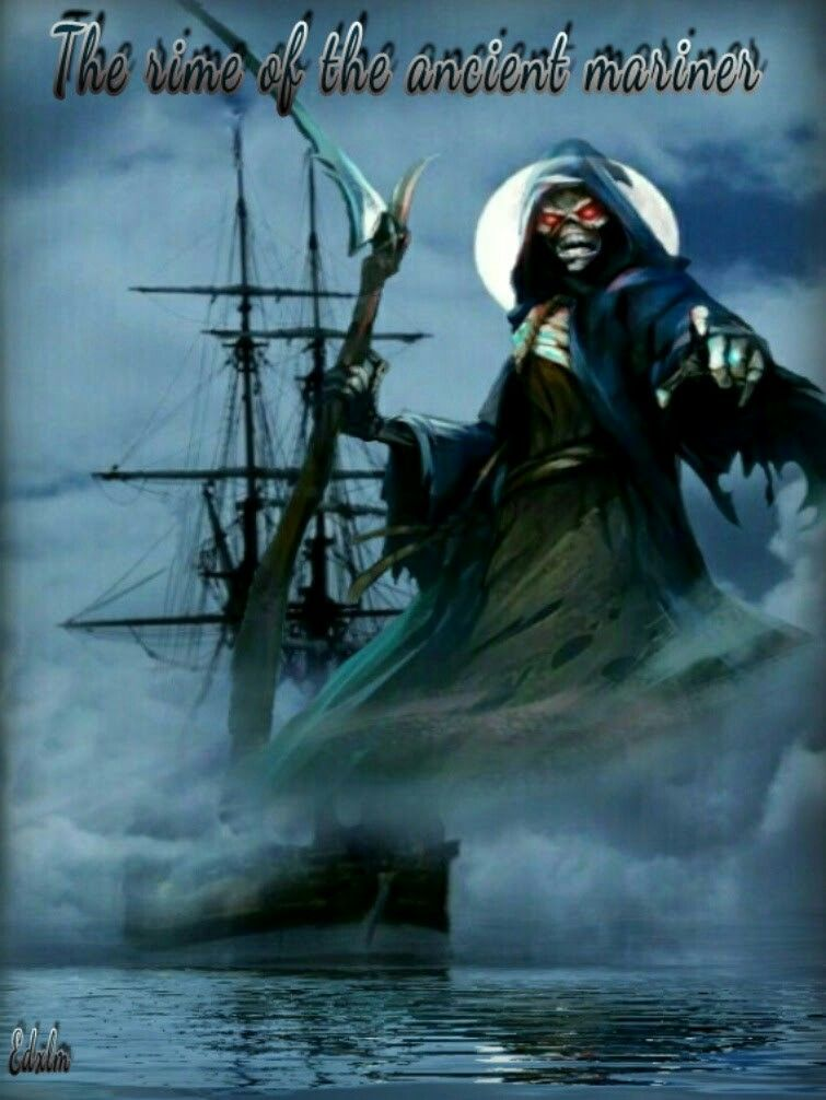 the rime of the ancient marine The rime of the ancient mariner is the longest major poem by the english poet  samuel taylor coleridge, written in 1797–98 and published in 1798 in the first.