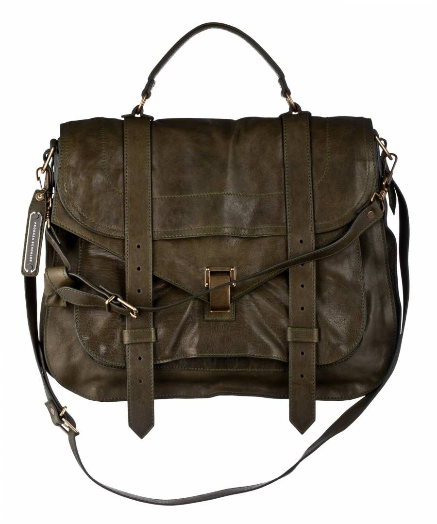f7e8d9d3531 Proenza Schouler PS1 Extra Large Leather bag
