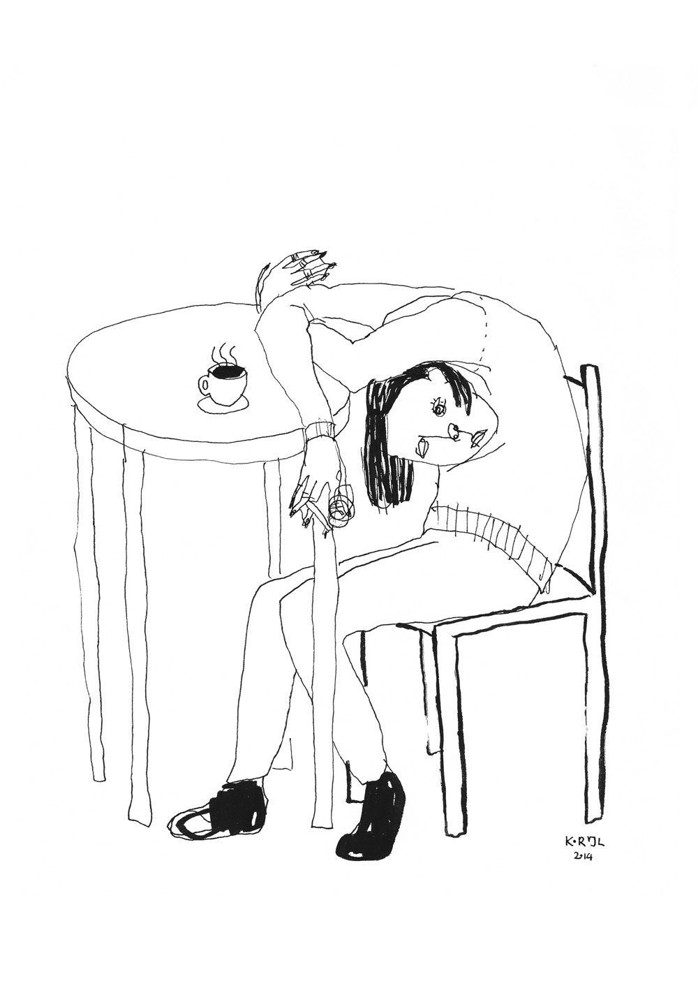 Sunday Feeling by Karolina Koryl