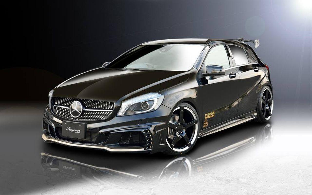 Mercedes v class gets full treatment from carlex design - Mercedes Benz S Class W221 Black Edition V3 By Prior Design Mercedes Benz Pinterest Mercedes Benz