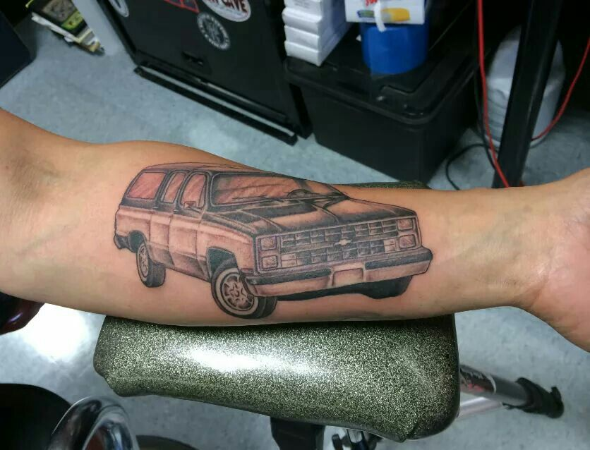 Car Tattoos, Tattoos For Guys