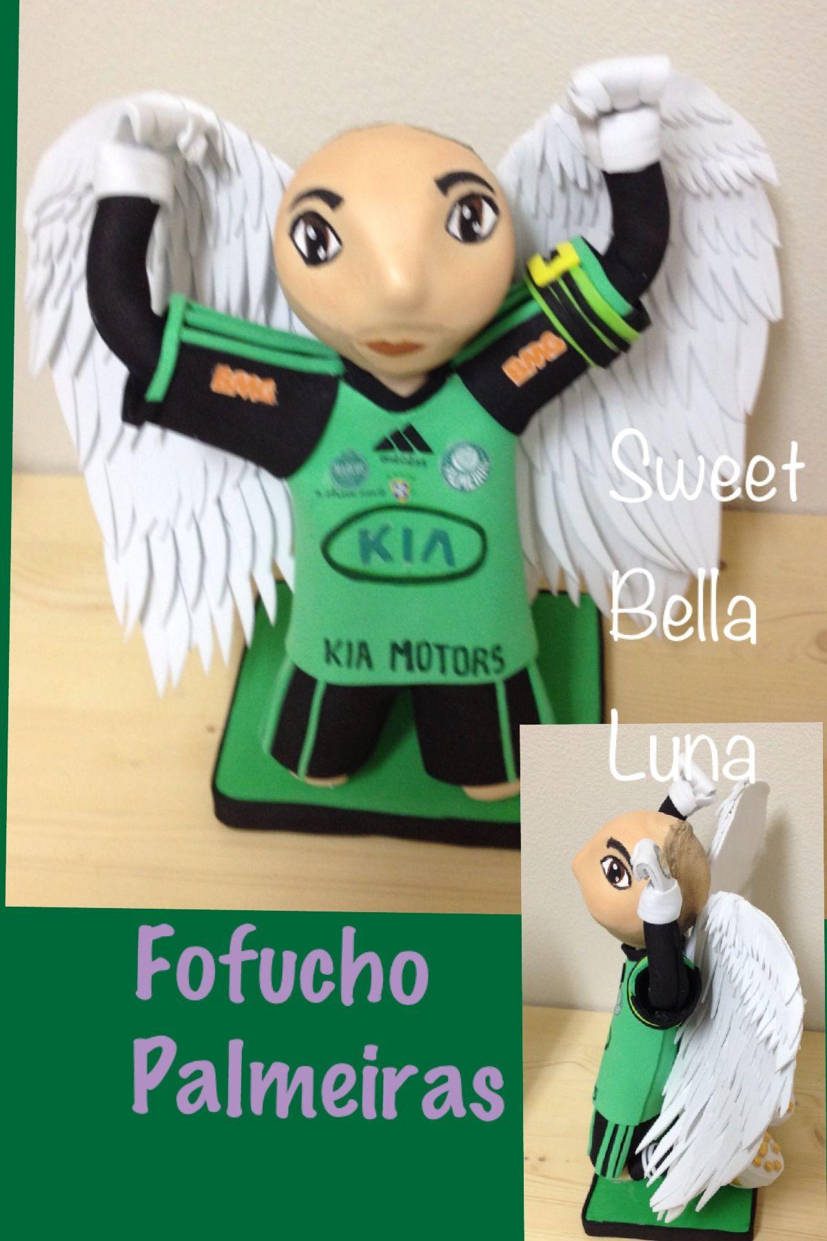 Fofucho Palmeiras Fofucho Marcos Roberto #fofuchopalmeiras