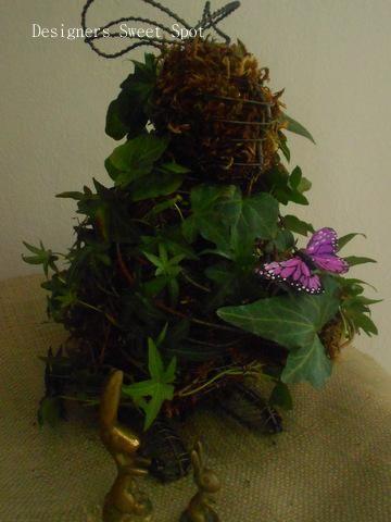 DIY Home Decor : DIY Bunny Topiary