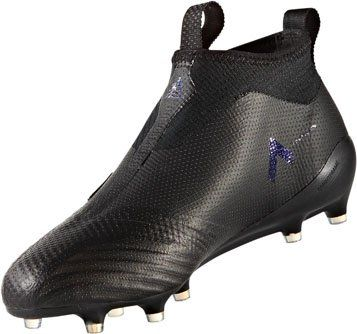 adidas Ace 17+ Purecontrol in triple black! Buy it from www.soccerpro.com 1401155f3