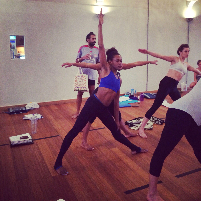 Fierce Grace Hot Yoga Teacher Training 19th February 2014 ...