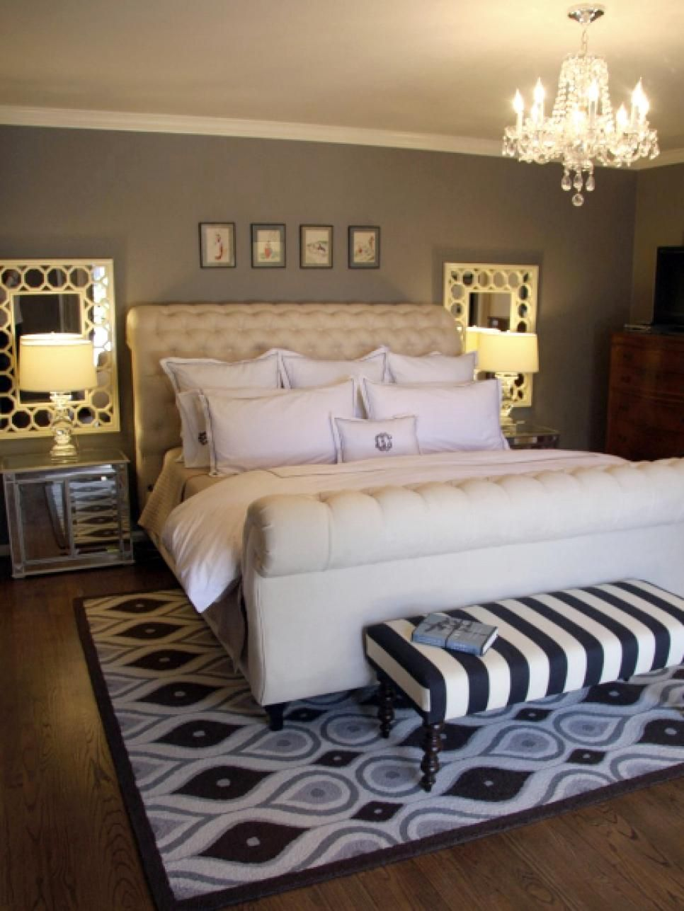 When It Comes To Stylish, Sexy Bedroom Makeovers, Find Design Inspiration  Here. Let