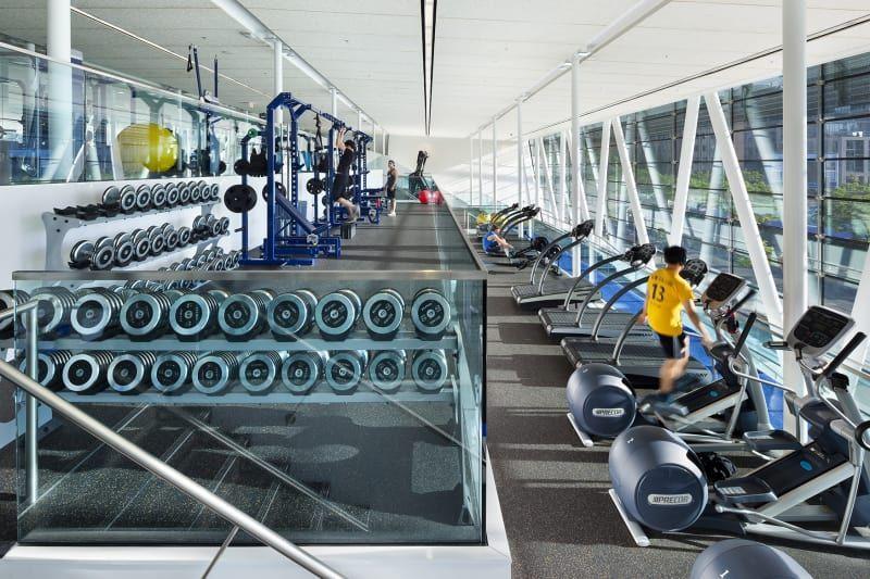 Patkau Architects MJMA Tom Arban Shai Gil · Goldring Centre for