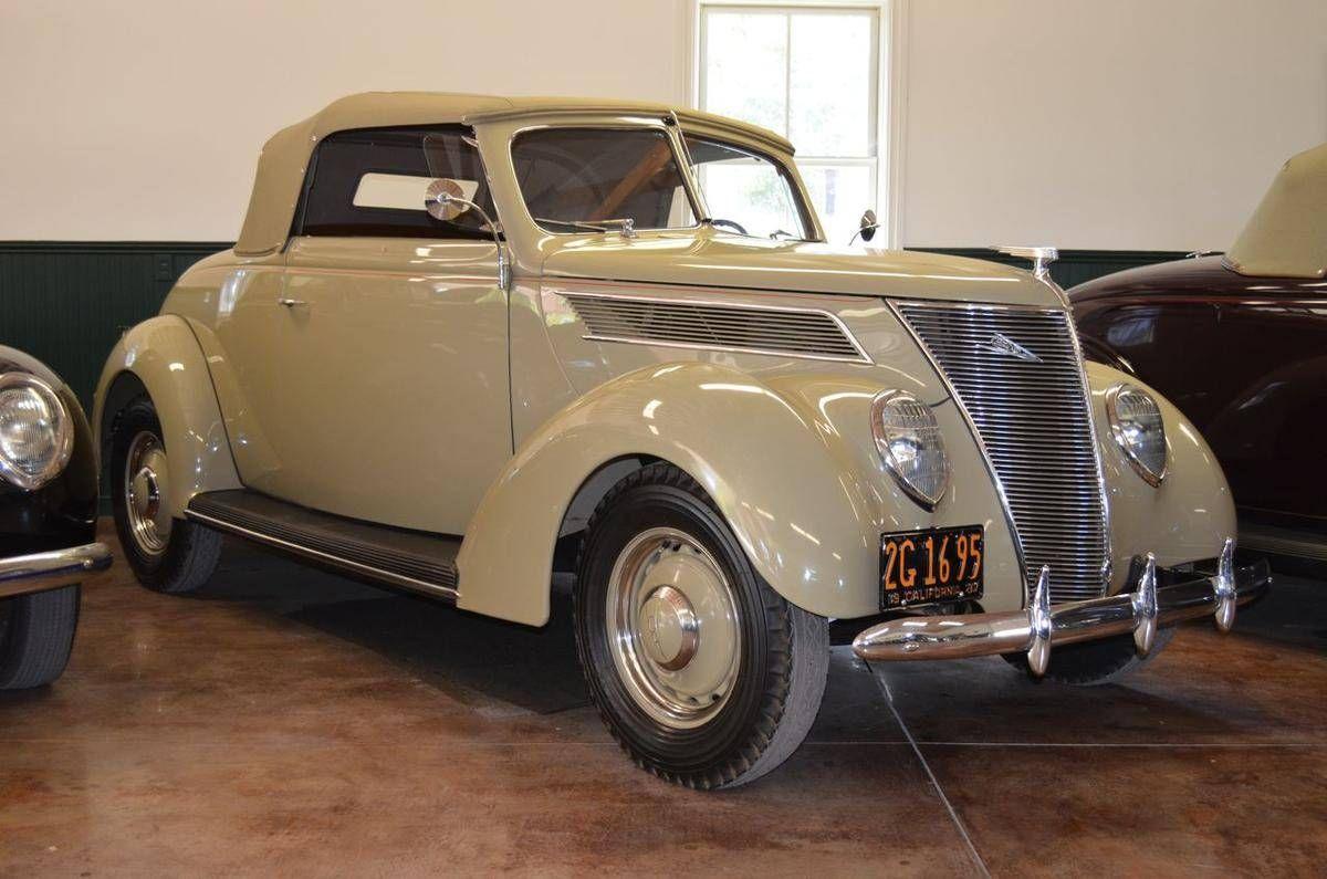 1937 Ford Model 85 V/8 Roadster for sale   Hemmings Motor News ...